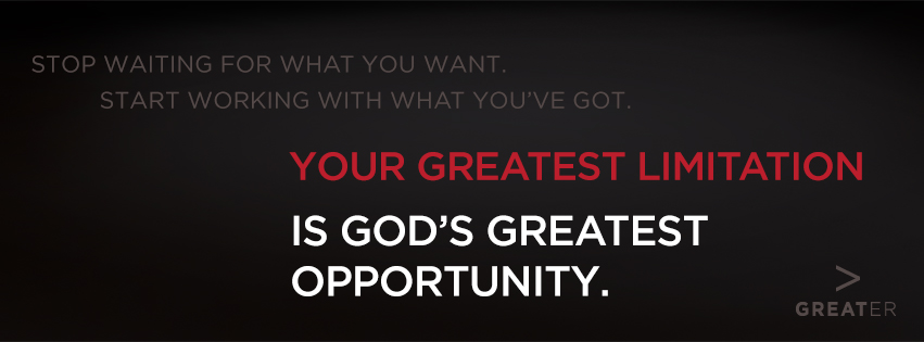 Greater - A New Book from Steven Furtick